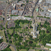 Peterborough aerial photos