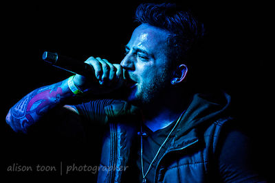 Matt Brandyberry, vocals, From Ashes To New