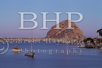 Morro Bay Rock Photos