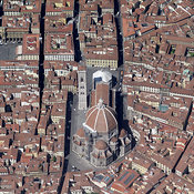 Tuscany aerial photos