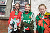 Mayo Green and Red Parade photos