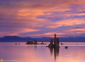 Sunrise on Mono Lake #2