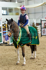 Heidi Coy and Optimist II - BE90 Class - Baileys JAS National Championships 2014