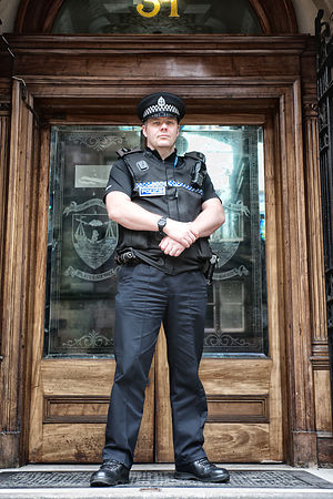 PC Mark Muir, Leith Police Station, Queen Charlotte Street, Edinburgh
