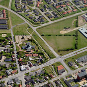 Herning aerial photos