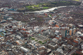 Aerial photography for BELFAST CITY