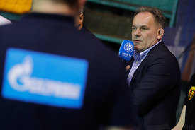 Sinisa Ostoic during the Final Tournament - Final Four - SEHA - Gazprom league, Handball discussion in Brest, Belarus, 06.04.2017, Mandatory Credit ©SEHA/ Stanko Gruden