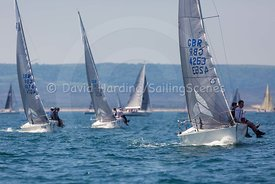 Jobs for the Buoys, GBR4263, Poole Regatta 2018, 20180528129