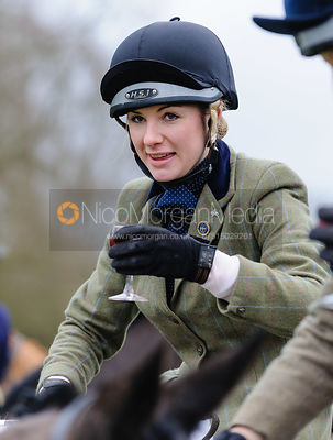 The Belvoir Hunt at Scalford 15/1 photos