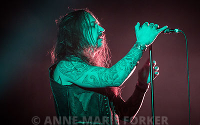 Amorphis photos