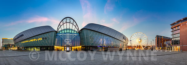 ACC and Echo Arena