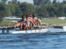 Taken during the National Championships 2018, Lake Karapiro, Cambridge, New Zealand; ©  Rob Bristow; Frame 0982 - Taken on: Friday - 16/02/2018-  at 09:01.02