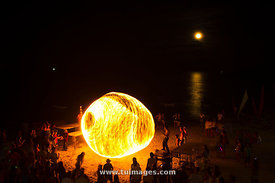 full moon party, koh phangan, thailand
