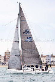 Surprise, GBR9802T, Archambault Grand Surprise, Weymouth Regatta 2018, 20180908830.