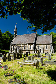 St Teilos Church, Merthyr Mawr, Bridgend, South Wales.