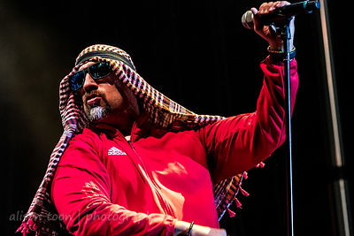 B-Real, vocals, Prophets Of Rage