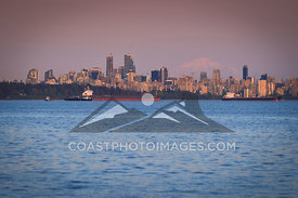 May 8th 2015, Scenic views during a boat cruise on Sunset Bay II from coal harbour out to Lighthouse point in West Vancouver. Photo by Scott Brammer - coastphoto.com