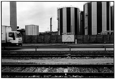 Zone industrielle.
