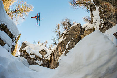 360 over the canyon with Julien Lange