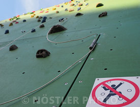Do NOT climb the Wall