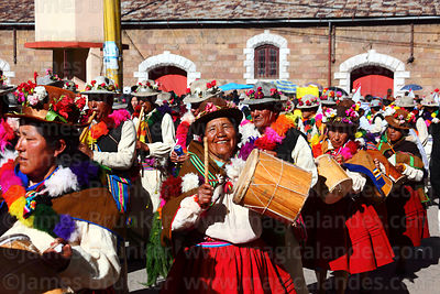 Peruvian Festivals photographs