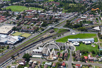 Canley Vale Aerial Photography photos