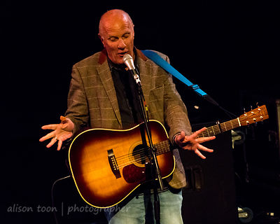 Richard Digance, Kinder Shores concert and CD launch
