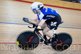 Junior Women Individual Pursuit Final. 2016/2017 Track O-Cup #3/Eastern Track Challenge, Mattamy National Cycling Centre, Milton, On, February 11, 2017