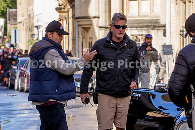 Spiro Razatos discusses shots for second unit photography in Oxford on  Transformers 5: The Last Knight