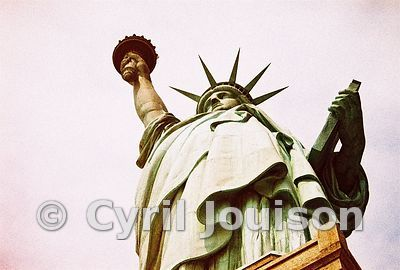 Miss Liberty photos