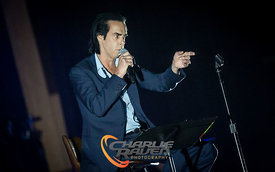 Nick Cave in Bournemouth