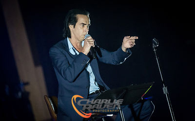 Nick Cave and The Bad Seeds - Bournemouth International Centre 24.09.17 photos