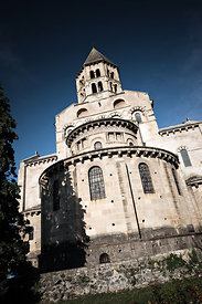 Saint Saturnin church photos