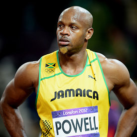 Asafa Powell (JAM) photos