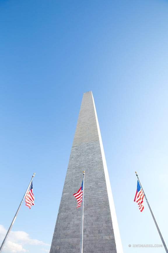 WASHINGTON MONUMENT NATIONAL MALL WASHINGTON DC COLOR VERTICAL