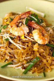Pad Thai or Phat Thai, thai food