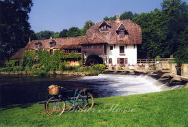 Le moulin de Fourges Eure 06/03