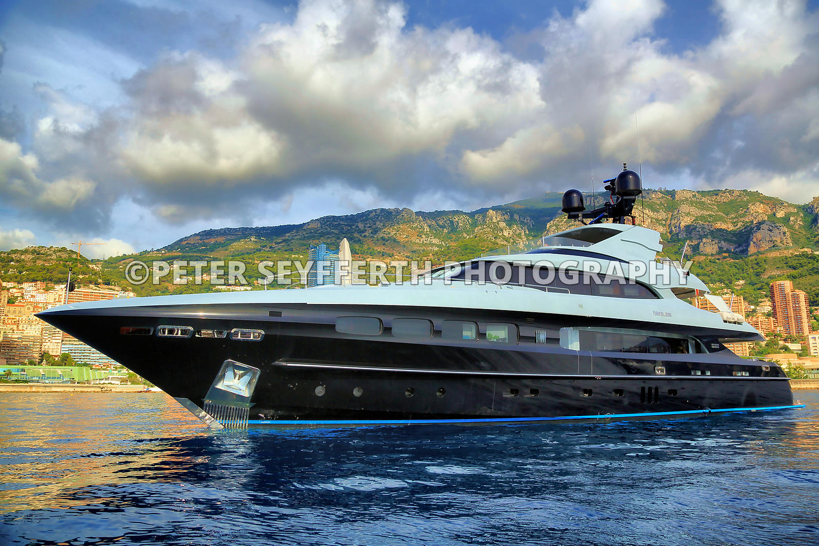 Superyacht Nameless
