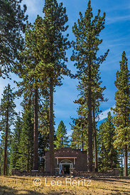 Loomis Museum in Lassen Volcanic National Park