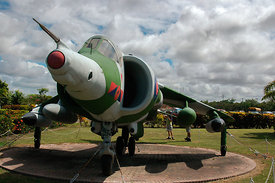 Hawker Siddeley Harrier GR.1/GR.3
