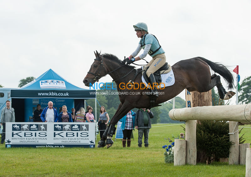 Izzy Taylor (GBR) & Allercombe Ellie
