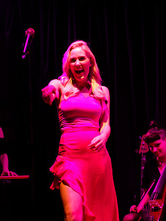 Betsy Gig, Newport Memorial Hall.  Local girl Betsy returns home to play for friends and family as part of national tour.