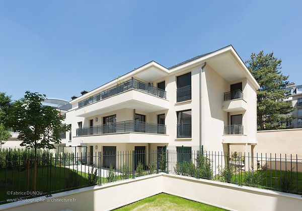 Immobilier - Versailles. Architecte : Agence MA3