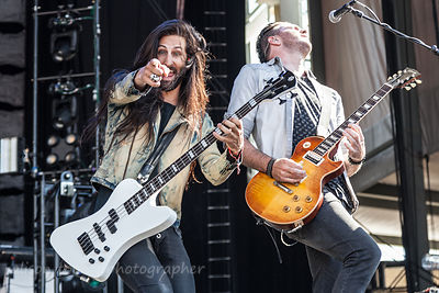 Nick Fuelling and Matt DiRito, Pop Evil