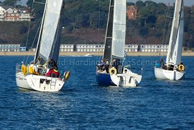 Class 2, Poole Bay Winter Series 2018, 20101021027