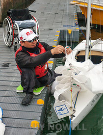 World Sailing Paralympic Development Programme, Hong Kong