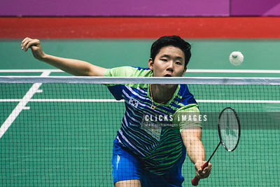 Badminton Men's Doubles Final photos