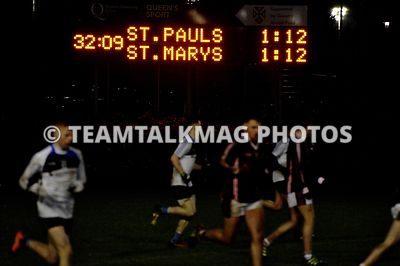 MacRory Cup | St Paul's v St Mary's | 220217 photos