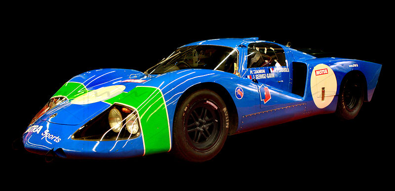 Matra Sport Race car Art Photographs