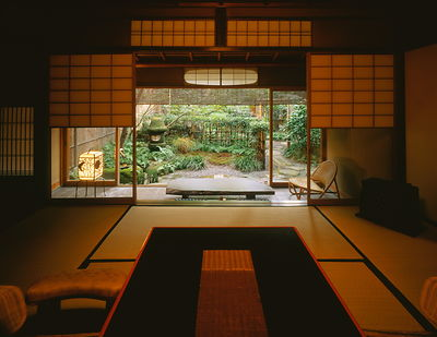JAPAN: TRADITIONAL ARCHITECTURE photos
